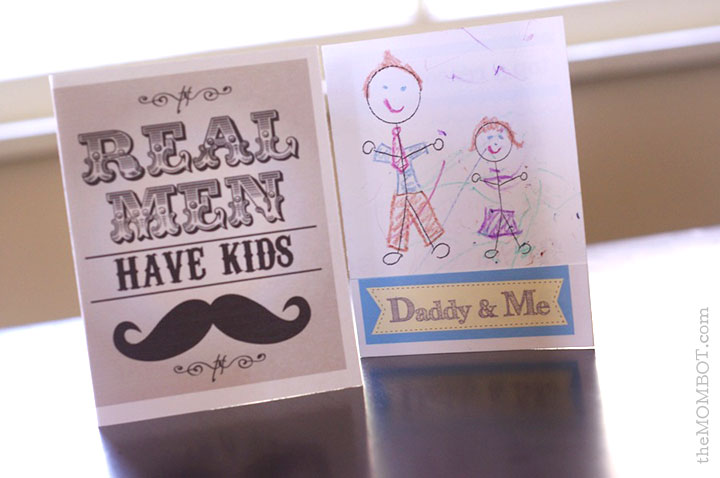 Free printable father's day cards | TheMombot.com