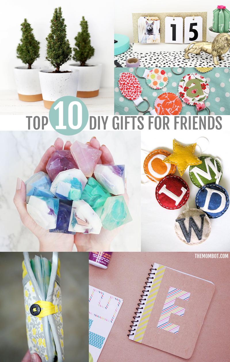 DIY gifts, DIY gifts for friends, DIY gifts for coworkers