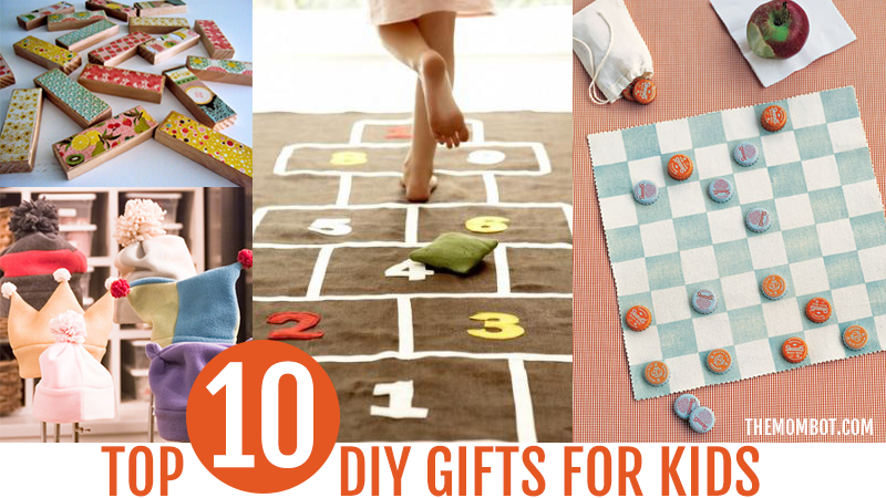 diy gifts for kids, gifts for kids, gifts to make for kids, diy gifts, crafty gifts, handmade gifts for kids
