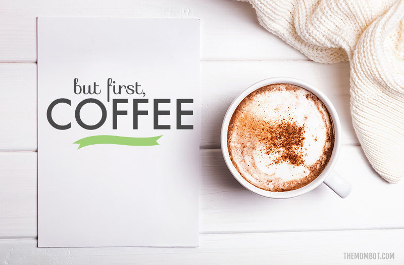 but first coffee, coffee art, coffee printable, free coffee printable