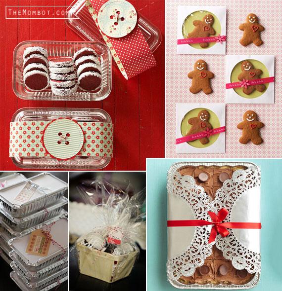 Christmas Dessert Amp Treats Packaging The Mombot