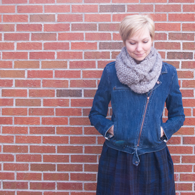 Layering for fall   TheMombot.com