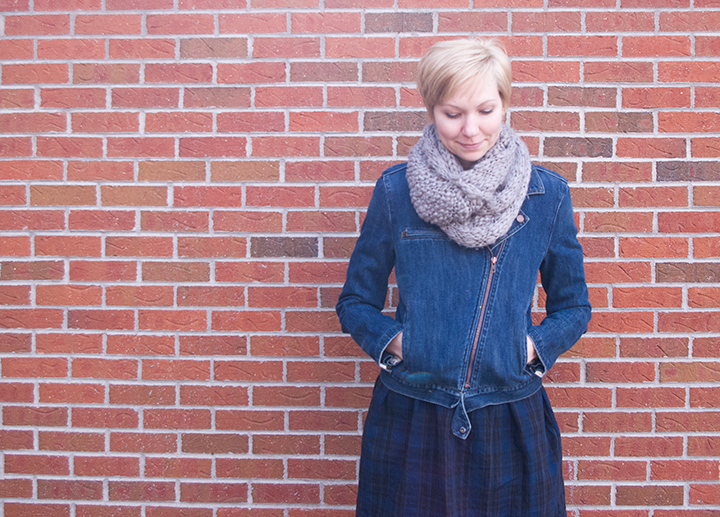 Layering for fall | TheMombot.com