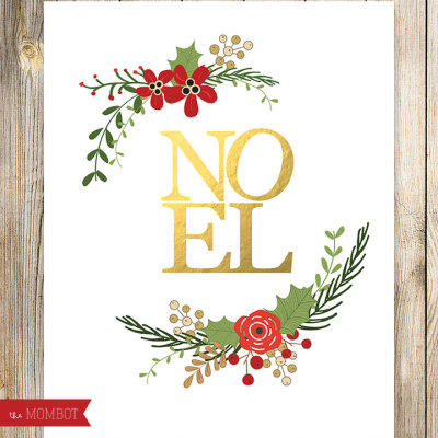 Noel artwork: Free download | TheMombot.com
