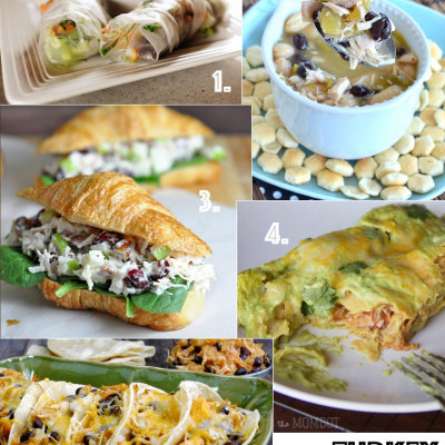turkey leftovers recipes 2014 | TheMombot.com