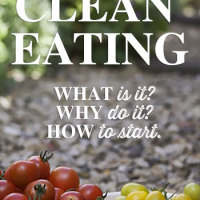 Clean Eating: What, why and how | Themombot.com