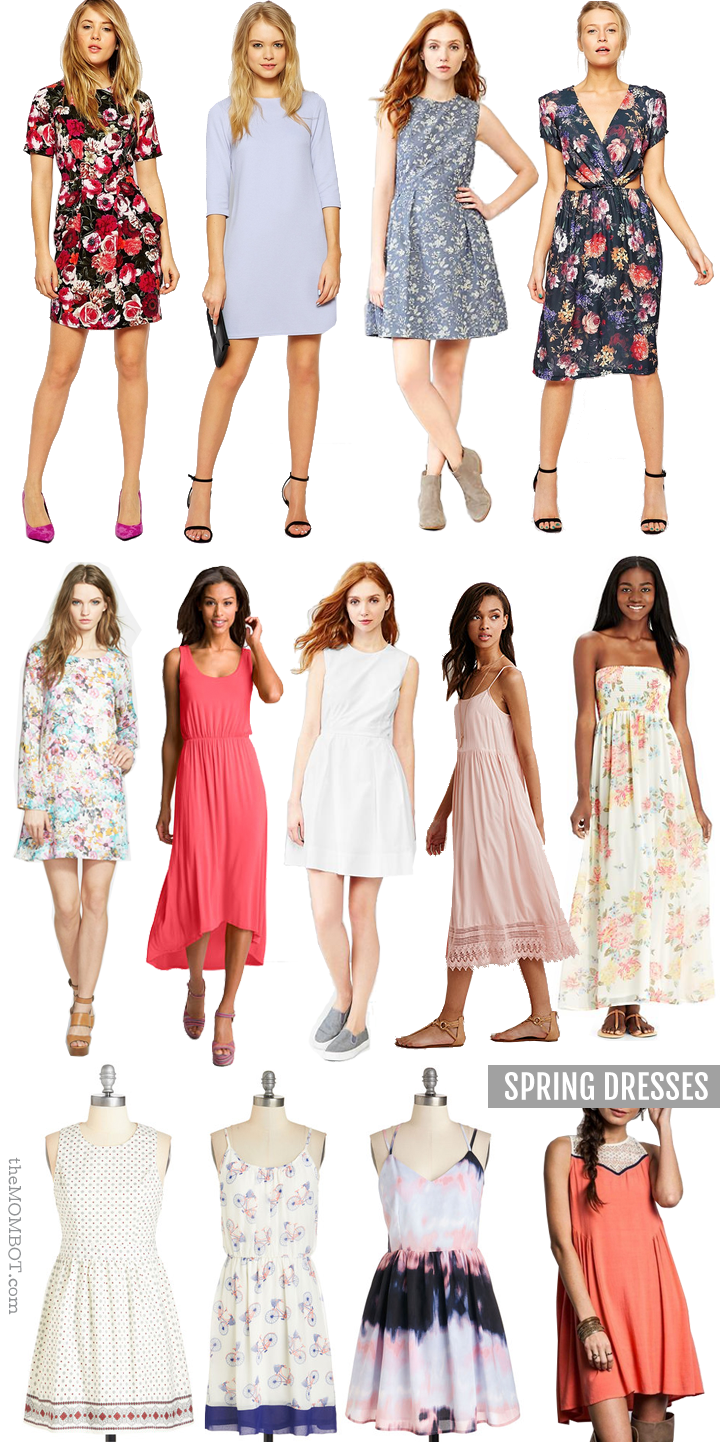 Easter and Spring Dresses | TheMombot.com