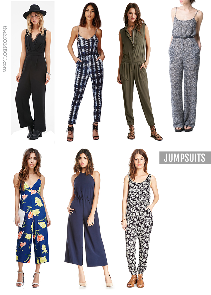 jumpsuits for spring | Themombot.com
