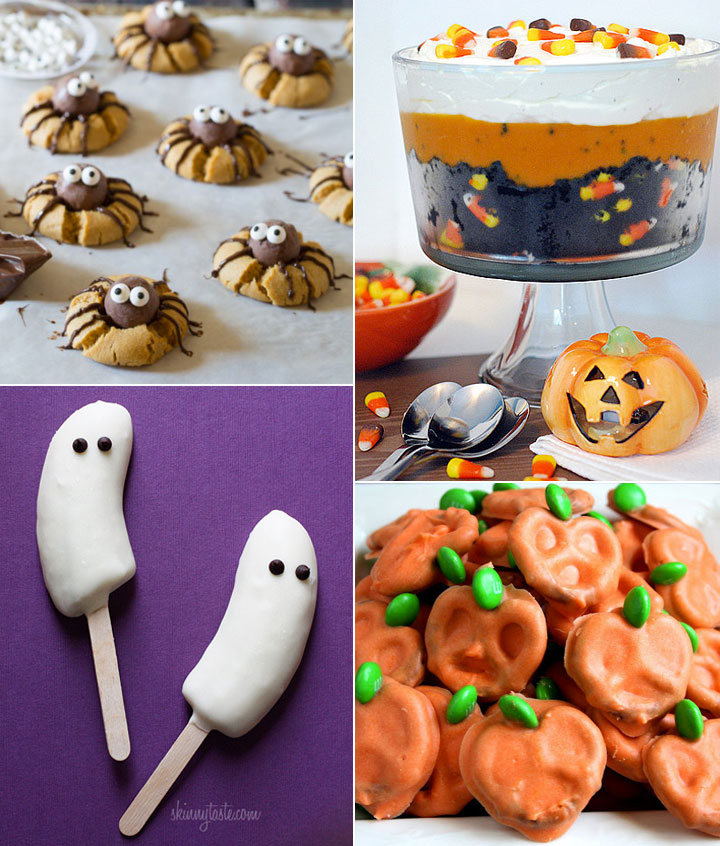Halloween treats round-up on TheMombot.com