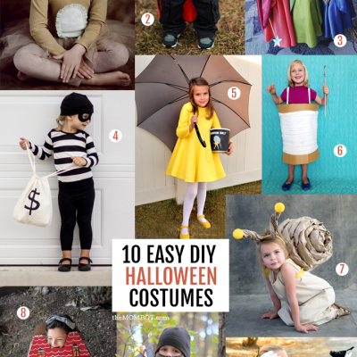 DIY Halloween Costumes for 2015 on Themombot.com