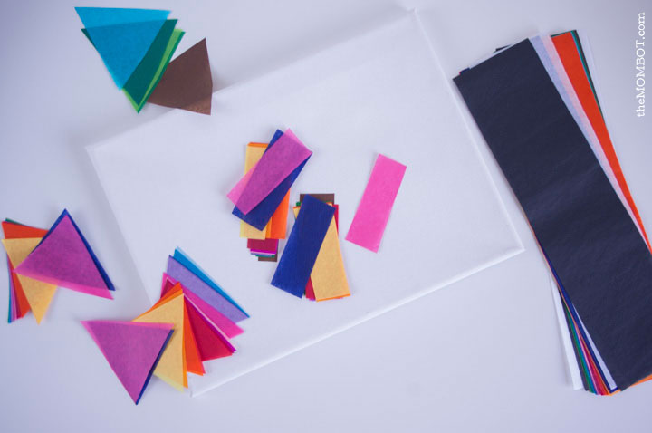 tissue-paper-canvas-shapes