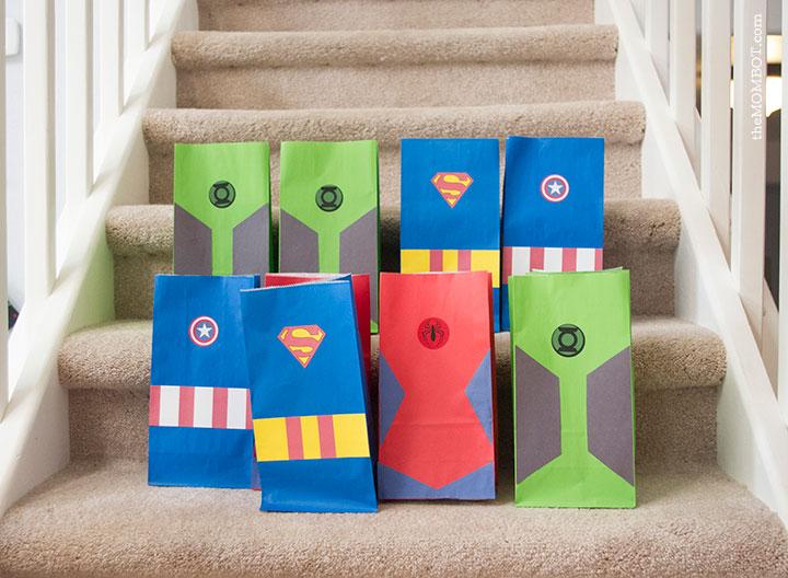 superhero-party-favor-bags