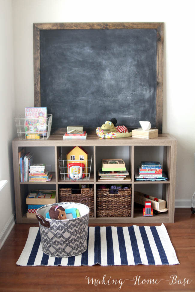 Simplify: Toy Organization Tips - The Mombot