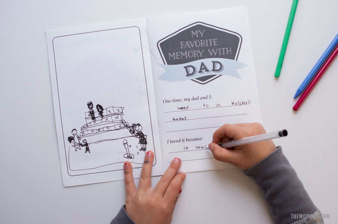 Free Father S Day Booklet Download The Mombot