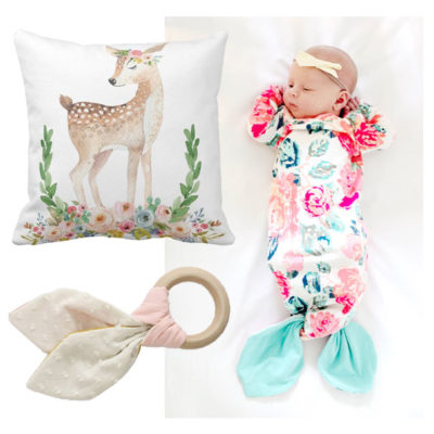 modern baby girl baby book, modern baby book, girl baby book, baby girl gifts, baby shower gifts