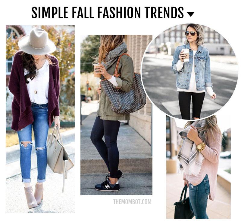 Fall Fashion Trends 2017 Mom