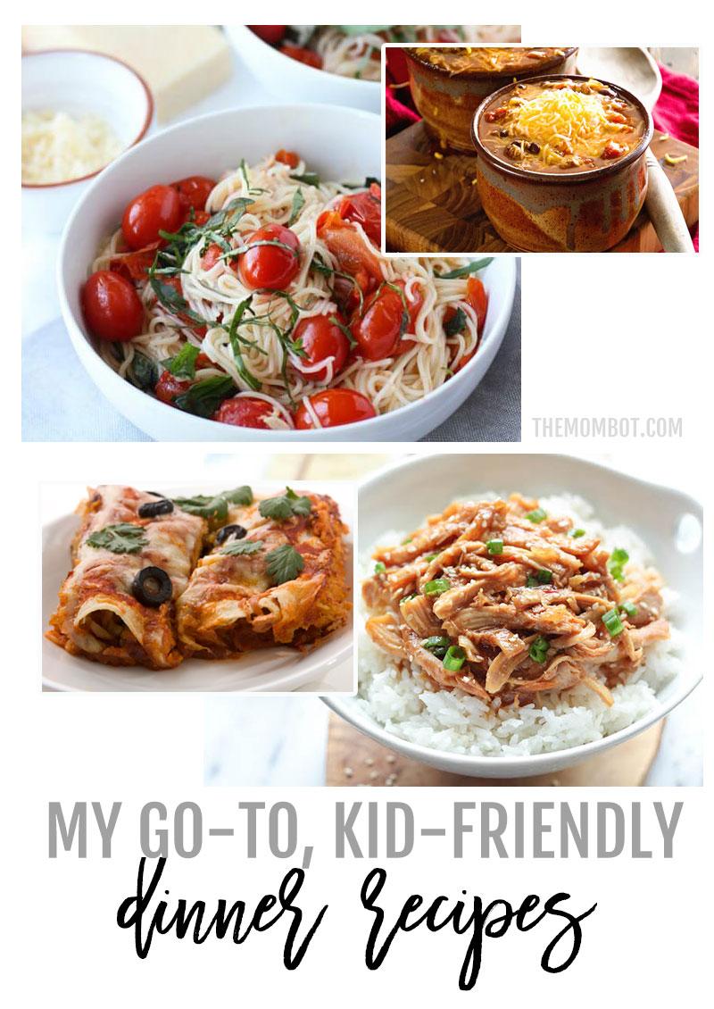 go-to dinner recipes, easy dinner recipes, quick dinner recipes, crockpot recipes, honey sesame chicken recipe, chicken dinner recipes