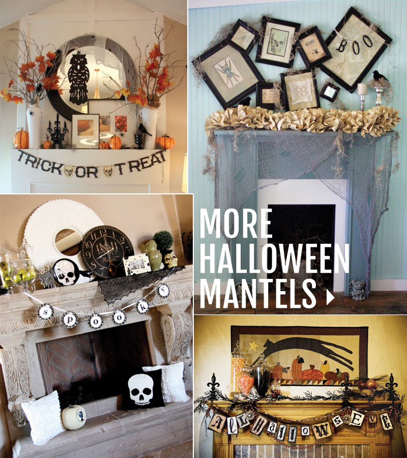 Halloween, Halloween mantels, Halloween decorations, Halloween decor, farmhouse Halloween