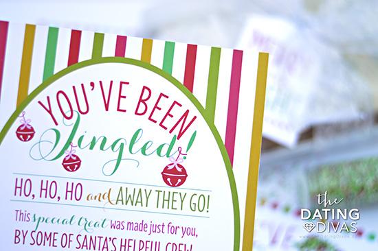 jingle your neighbors, christmas treats, Impromptu Fun Family Holiday Activities