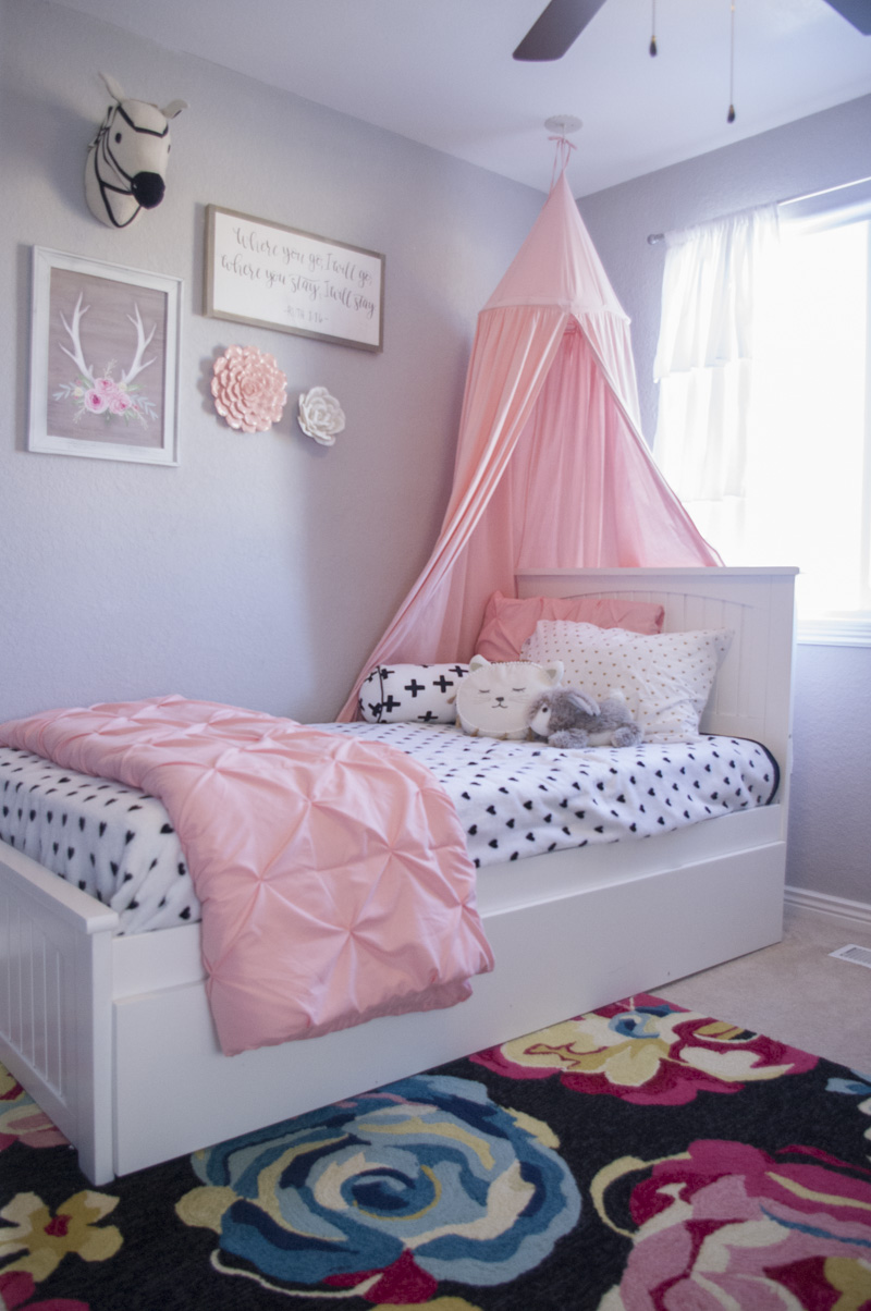 Big Girl Room Redesign The Mombot