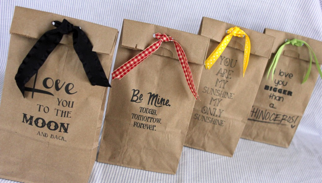 Printing On Paper Bags Inspiration Tutorials Themombot