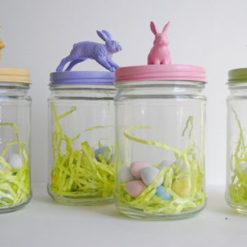 DIY Easter bunny treats and gifts
