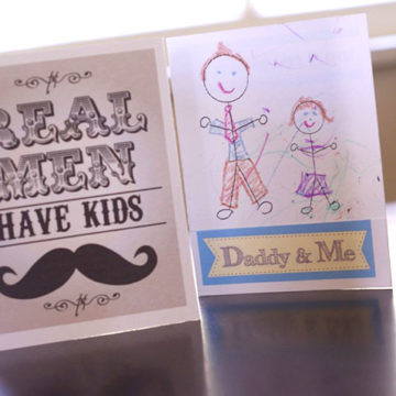 Free Printables: Father's Day Cards