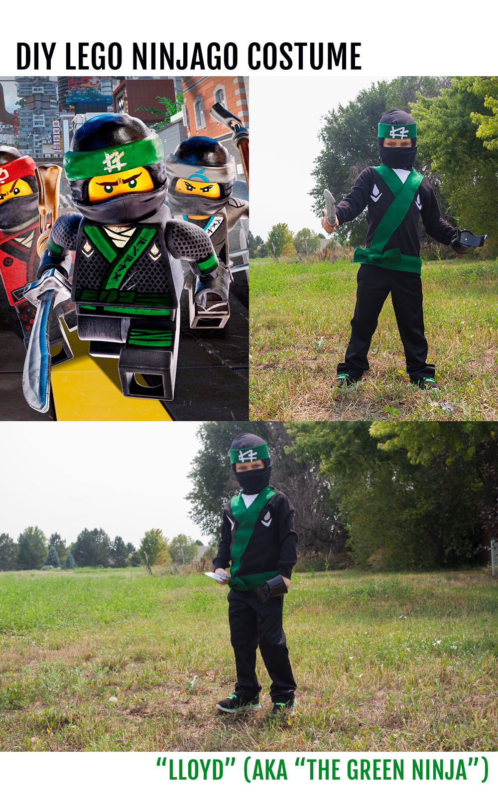 Dguisement ninjago lloyd wi41 humatraffin frais diy lego ninjago costume the mombot tk64 solutioingenieria Images