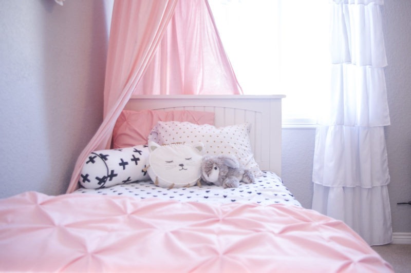Big Girl Room Redesign - The Mombot on Bedroom Ideas For Girls Small Room  id=96257